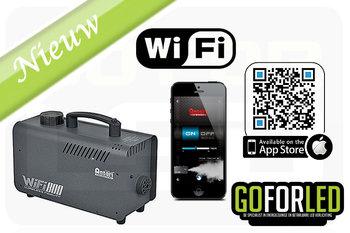 Antari W800 Wifi rookmachine