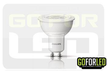 Philips spot 4Watt warm wit