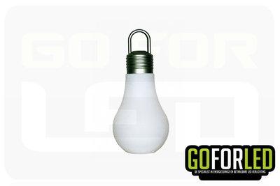 Hanglamp buiten