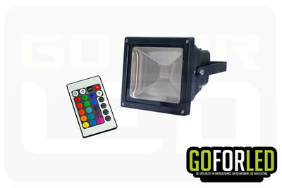 RGB bouwlamp 30watt
