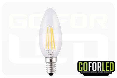 kaarslamp 2watt filament