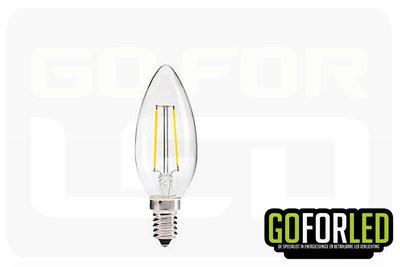filamentlamp voor kroonluchters