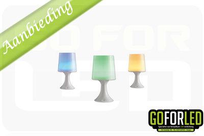 RGB tafel lamp met aanraaksensor